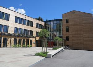 Revitalisierung Bildungszentrum, Rennweg
